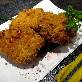 角煮のフライ(あおき )