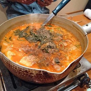 ランチセット(麻婆豆腐)(アオヤマ)