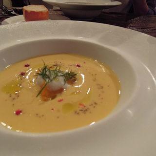 カボチャのスープ(アジャン (Agen))
