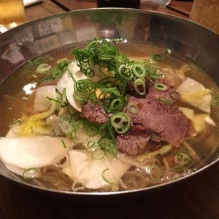 韓国冷麺(アジョシ 三条木屋町店 )