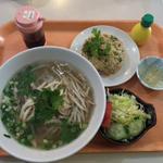 鶏フォー・ミニチャーハンセット(アジ庵美味 1・2・3)