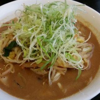 味噌ラーメン(あぜ道 )