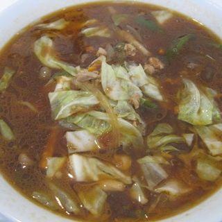 黒味噌らー麺(アダンの木 )