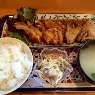煮魚定食(あっぱ )
