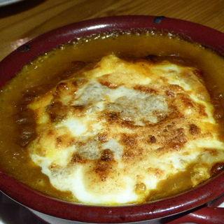 たまごの焼きチーズカレー(アトリエフロマージュピッエリア)
