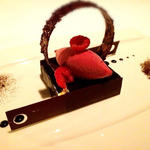 チョコレートのムースグラッセ