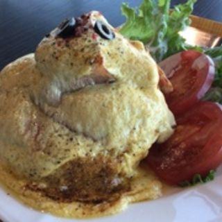 クロックムッシュパンケーキ(アミーチデルテ )