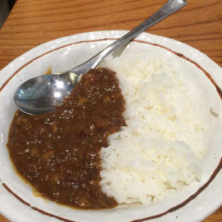 牛スジミニカレー(あらうま堂 桜橋口店 (あらうまどう))