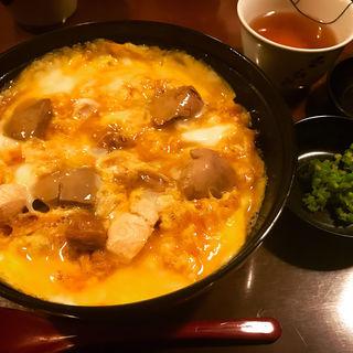 白レバ親子丼(玉ひで (たまひで))