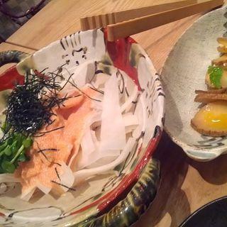 大根と明太子のサラダ(あんぷく 虎ノ門ヒルズ店 )