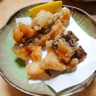 ウツボの唐揚げ(いか食堂 )