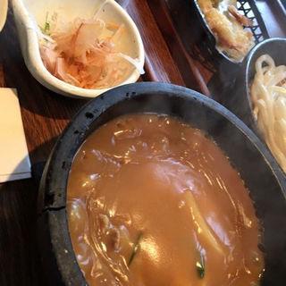 石焼カレー丼(いけや食堂 )