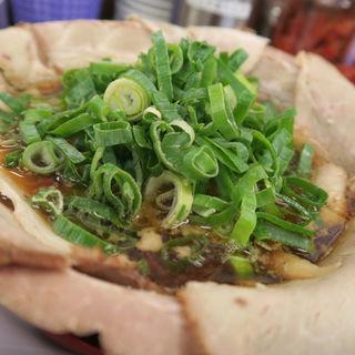 チャーシュー麺ミニチャーハンセット(いせや 大蔵谷店 )