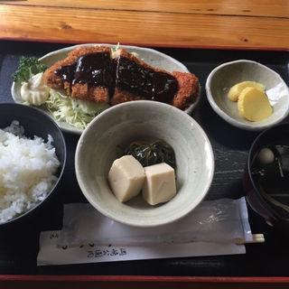 味噌カツ(いちかわ )