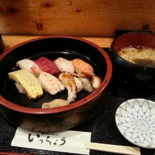にぎり寿司セット(いっちょう 本町店 )