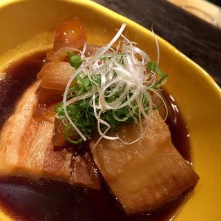 豚の角煮(いつらく )