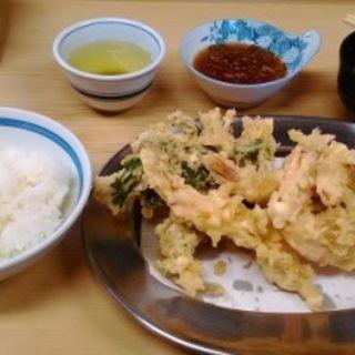 えび定食(いもや 本店 )