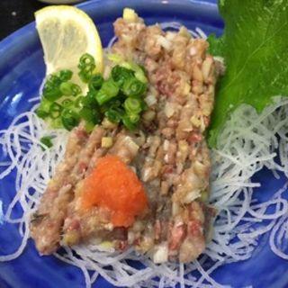 たたき(いわし料理 すゞ太郎 本店 (すず太郎))