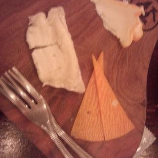 チーズ盛り合わせ(ヴィネリア・ジャンニ (Vineria gianni))