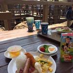 ホットケーキ(銀座ウエスト 青山ガーデン)