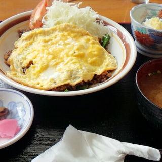 黒チャーハン (うえ乃家 )