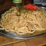 焼肉スパゲティー