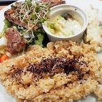 酵素玄米プレート