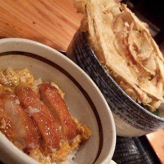 ミニかつ丼(うどん和助 本店)