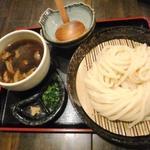 牛すじつけ麺
