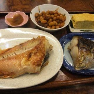 焼魚定食(うなぎや )