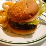 クラシックバーガー(期間限定ランチ限定30食)(ウルフギャング・ステーキハウス 福岡店)