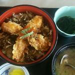かき弁天島丼