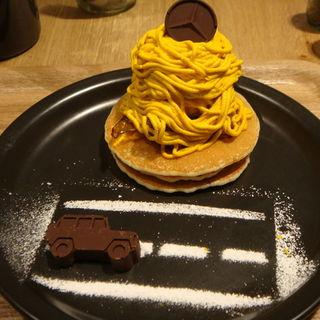 季節のパンケーキ(エッグセレント・バイツ )