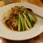 鶏と野菜の煮おろし定食(えびず 御茶ノ水店 )