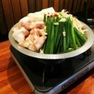 モツ鍋(エビス 神田総本店 )