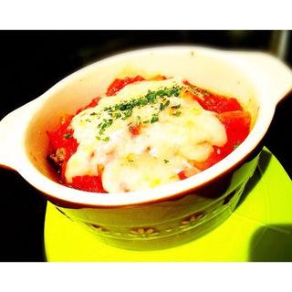 チーズ麩グラタン(えんがわカフェ (ENGAWA cafe))