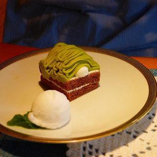 えんどう豆のケーキ(えんのお菓子屋さん )