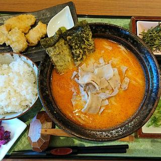 う~めんセット+ミニ盛りセット(えん家 )
