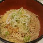 かき玊蕎麦