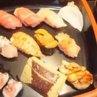 にぎり(おけいすし 日本橋高島屋店 (おけい寿司))