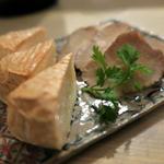 いぶりがっことカマンベールチーズ(おだいどこ ブルーキャット (odaidoko Blue Cat))