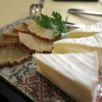 いぶりがっことカマンベールチーズ