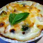 シーフード濃厚チーズグラタン