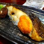 なめたかれい塩焼き(北海道)