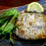 太刀魚塩焼き(千葉)