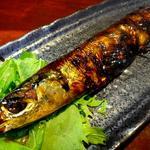 新秋刀魚の照焼(北海道)