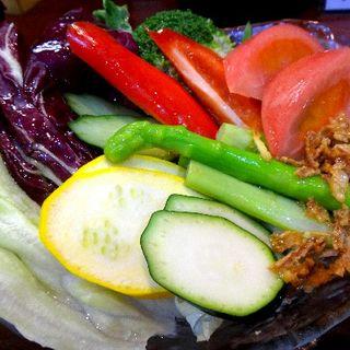 野菜サラダ(おだい処 近次)