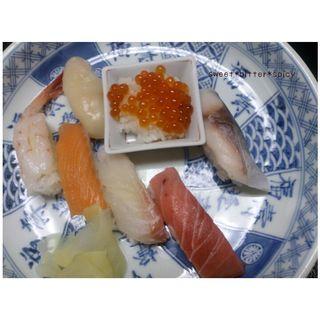 政寿司セット(おたる政寿司 本店 (おたるまさずし))