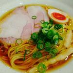 名古屋コーチン丸鶏100%中華そば 大盛り