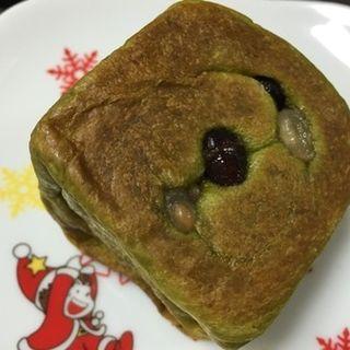 はい!お豆パン(オレノパン オクムラ 烏丸本店 (ORENO PAN okumura))